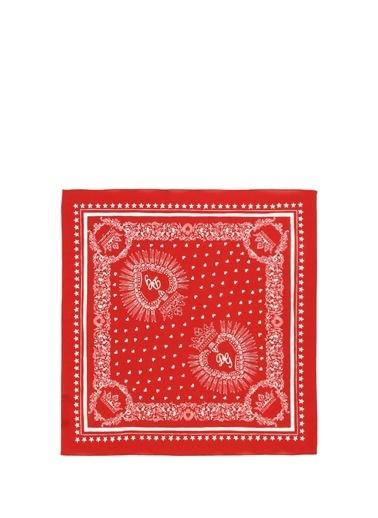 Dolce&Gabbana Fular Kırmızı